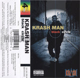 Krash Man: Black Circle: Cassette