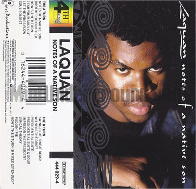 Laquan: Notes Of A Native Son: Cassette