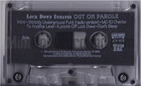 Lock Down Inmates: Out On Parole: Cassette