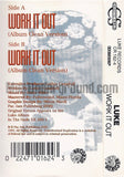 Luke: Work It Out: Cassette Single