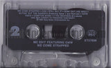 MC Eiht featuring CMW: We Come Strapped: Cassette