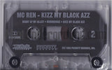 MC Ren: Kizz My Black Azz: Cassette