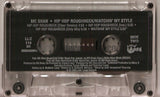 MC Shan: Hip Hop Roughneck: Cassette Single