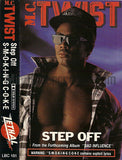 MC Twist: Step Off/S-M-O-K-I-N-G C-O-K-E: Cassette Single