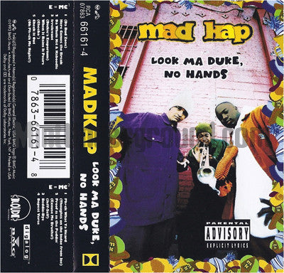 Madkap: Look Ma Duke, No Hands: Cassette
