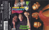 Nasty Niggas: Banned From The Planet: Cassette