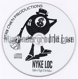 Nyke Loc (Mile High Hit Man): Hit List: CD
