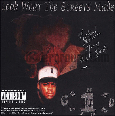One Gud Cide: Look What The Streets Made: CD