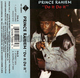 Prince Rahiem: Do It Do It: Cassette Single