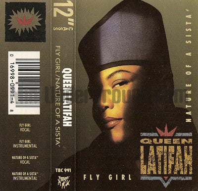 Queen Latifah: Fly Girl/Nature Of A Sista: Cassette Single