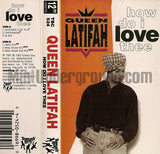 Queen Latifah: How Do I Love Thee: Cassette Single