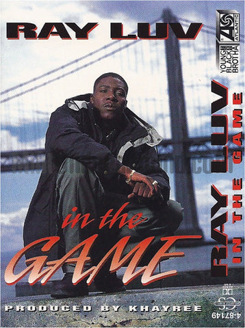 Ray Luv: In The Game: Cassette Single