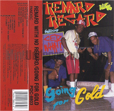 Renard With No Regard: Going For Gold: Cassette