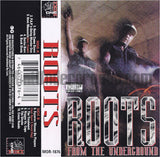 Roots: From The Underground: Cassette