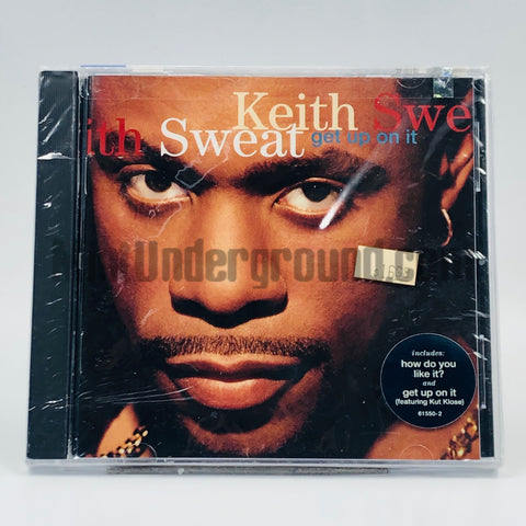 Keith Sweat: Get Up On It: CD