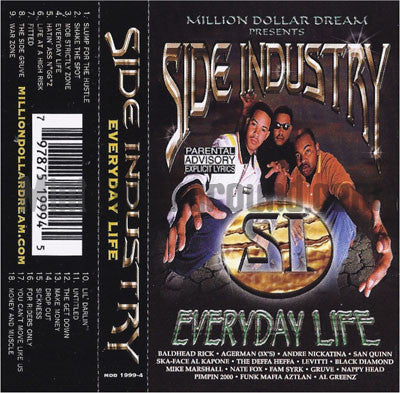 Side Industry: Everyday Life: Cassette