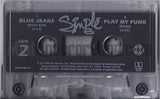Simple' e: Blue Jeans: Cassette Single
