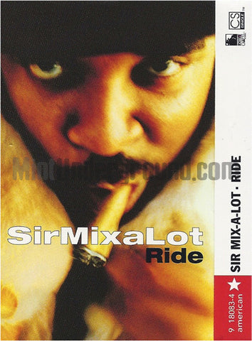 Sir Mix-A-Lot: Ride: Cassette Single
