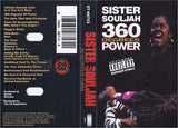 Sister Souljah: 360 Degrees Of Power: Cassette