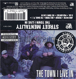 Street Mentality: The Town I Live In: Cassette
