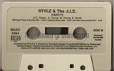 Stylz & The J.I.Z.: Party All Nite: Cassette Single
