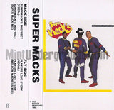 Super Macks: Supermack's In Effect/Players Love Story: Cassette