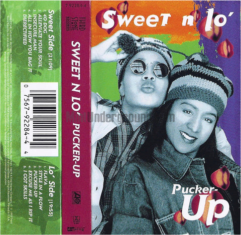 Sweet N Lo': Pucker-Up: Cassette