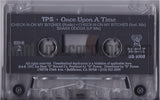 TPS: Once Upon A Time: Cassette Single