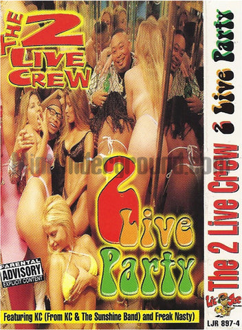 The 2 Live Crew: 2 Live Party: Cassette Single