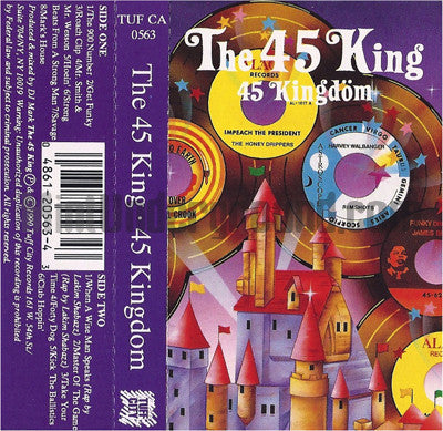 The 45 King: 45 Kingdom: Cassette
