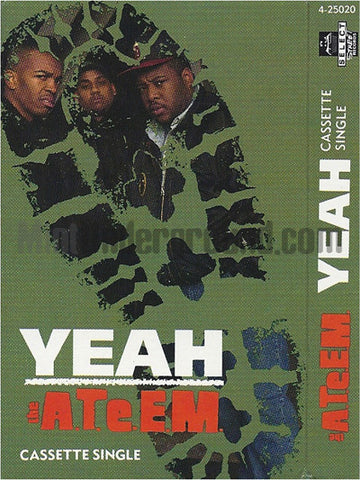 The A.T.e.E.M./The ATEEM: Yeah: Cassette Single