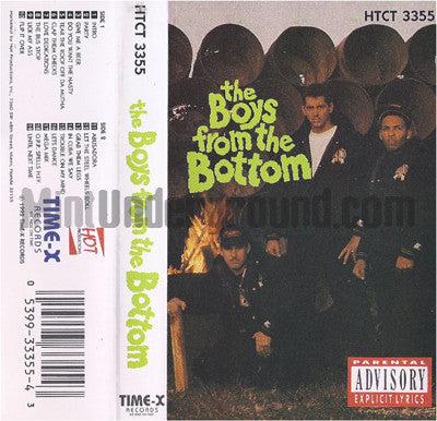 The Boys From The Bottom: The Boys From The Bottom: Cassette