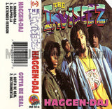 The Inviseez: Haggen-Daj/Gotta Be Real: Cassette Single