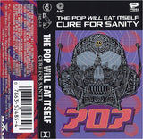 The Pop Will Eat Itself: Cure For Sanity: Cassette