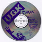 U.G.K./Underground Kingz: Banned: CD