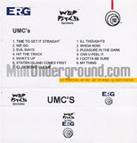 UMC's/The U.M.C.'s: Unleashed: Cassette: Promo