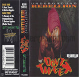 Underground Rebellion: Don't Tweek: Cassette Single