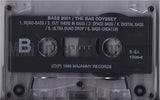 Bass 2001: The Bass Odyssey: Cassette