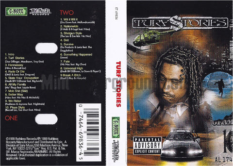 Various Artists: C-Note Records: Cassette