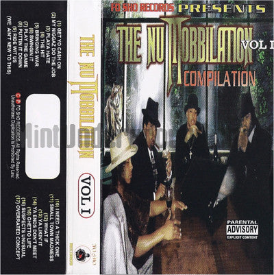 Various Artists: Fo Sho Records Presents: The Nu Mobbilation Vol I: Cassette