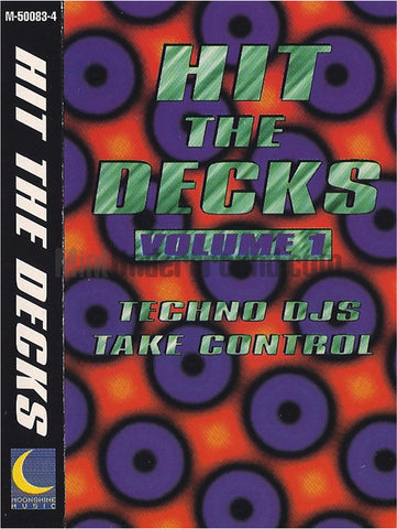 Various Artists: Hit The Decks Volume 1: Techno DJ's Take Control: Cassette
