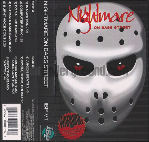 Nightmare On Bass Street: Nightmare On Bass Street: Cassette
