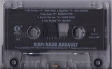 Various Artists: Rap: Bass Assault: Cassette