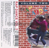 Various Artists: Rap Dance Vol 2: Cassette