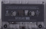 Various Artists: Rap Declares War: Cassette