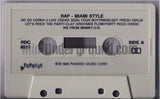 Various Artists: Miami Style: Cassette