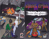 Various: Silent Cries From The Ghetto: The Soundtrack: Cassette