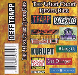 Various Artists: The West Coast Never Dies: Cassette