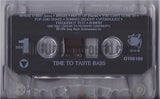 Various Artists: Time To Taste Bass: Cassette