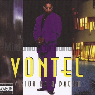 Vontel: Vision Of A Dream: CD